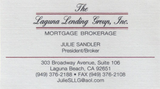 Laguna Lending Group